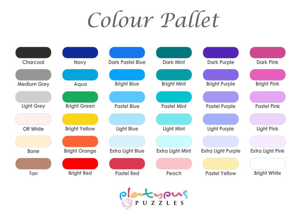 """""""Colour Pallet"""""""